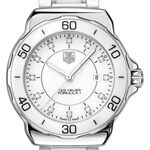 TAG Heuer Formula 1 White Watch with Diamond Dial