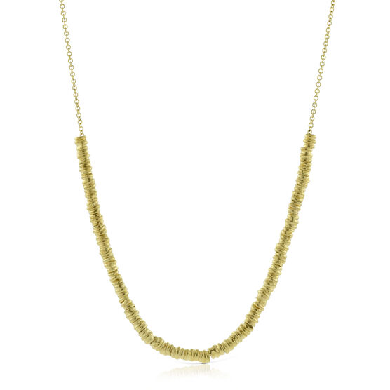 Toscano Collection Multi-ring Necklace 14K