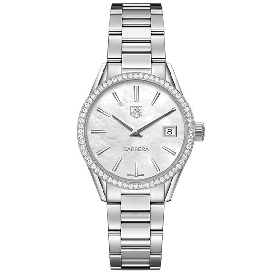 TAG Heuer Carrera Quartz Watch, 32mm