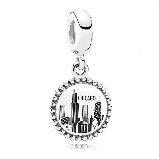 PANDORA Chicago Dangle Charm