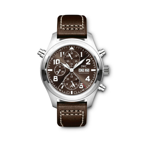 IWC Pilot's Watch Double Chronograph Edition