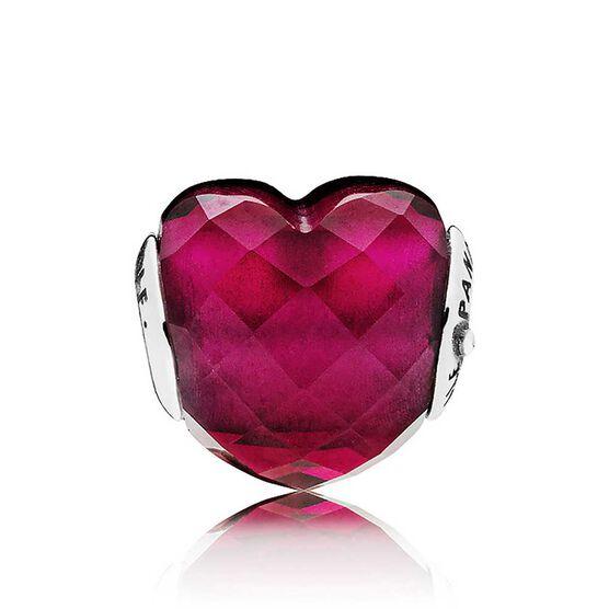 PANDORA ESSENCE Crystal LOVE Charm