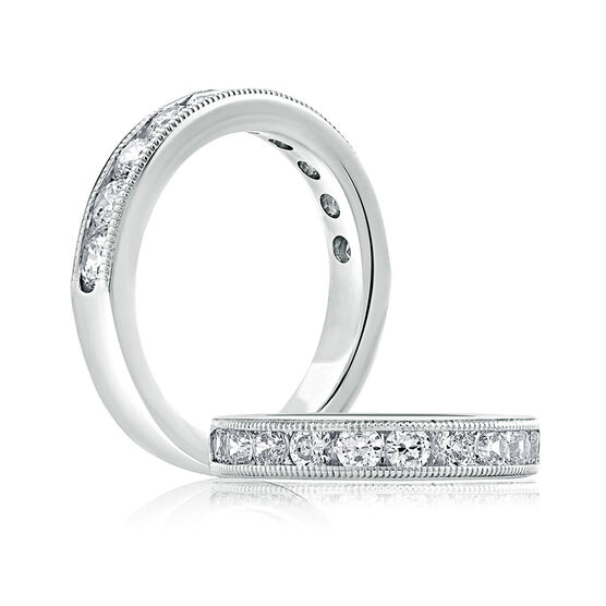A.JAFFE Diamond Wedding Ring