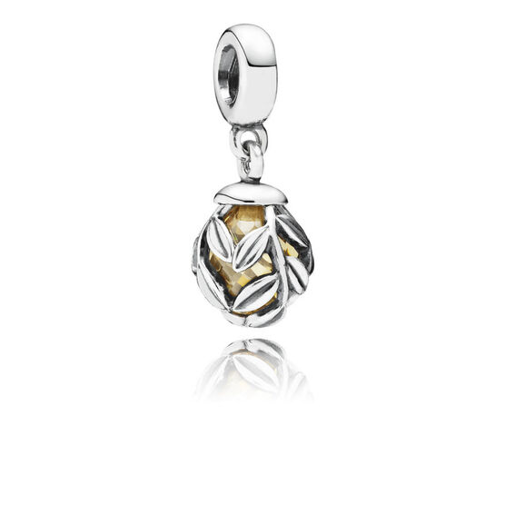PANDORA Laurel Leaves Charm