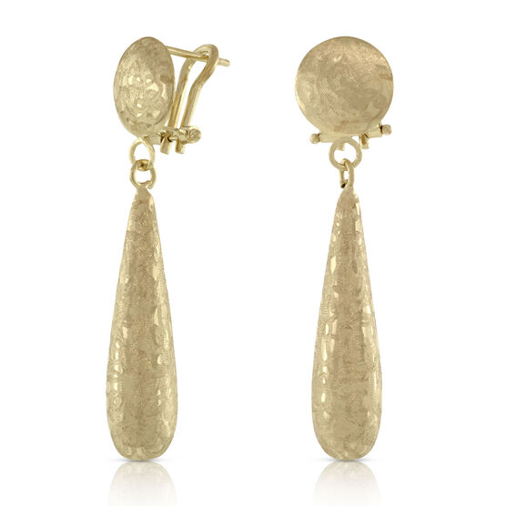 Toscano Collection Earrings 18K
