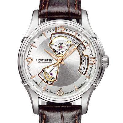 Hamilton Open Heart Automatic Watch