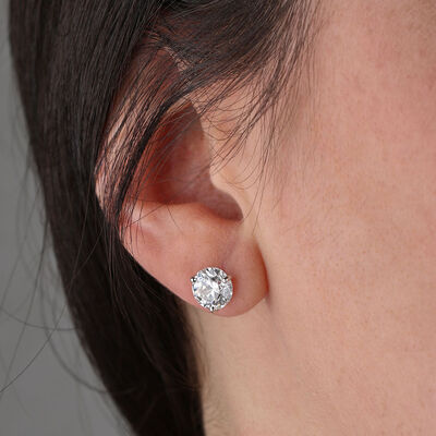 Ikuma Canadian Diamond Earrings 14K, 3 ctw.