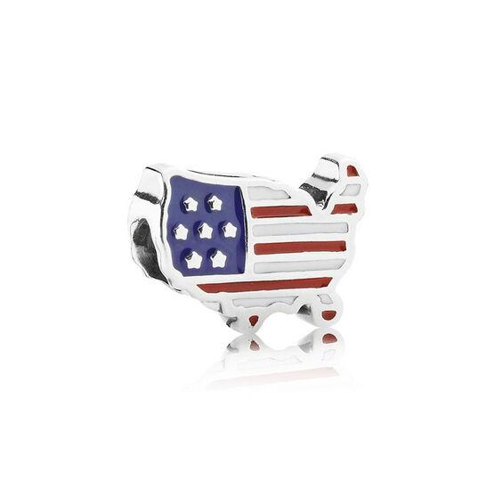 PANDORA USA Charm