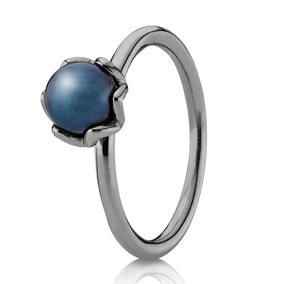 PANDORA Cultured Elegance Ring RETIRED