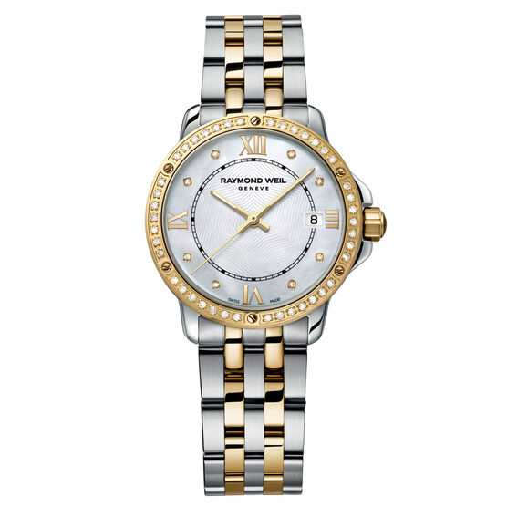 Raymond Weil Tango Diamond Watch