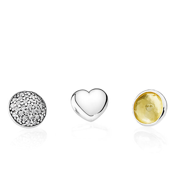 PANDORA November Petites Locket Elements