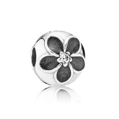 PANDORA Mystic Floral Clip