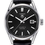 TAG Heuer Carrera Calibre 5 Watch, 39mm