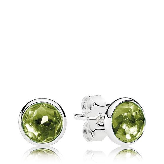 PANDORA August Droplets Earrings