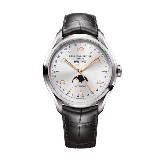 Baume & Mercier CLIFTON 10055 Watch, 43mm