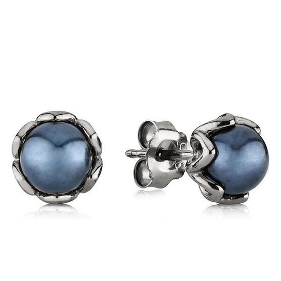 PANDORA Cultured Elegance Earrings RETIRED