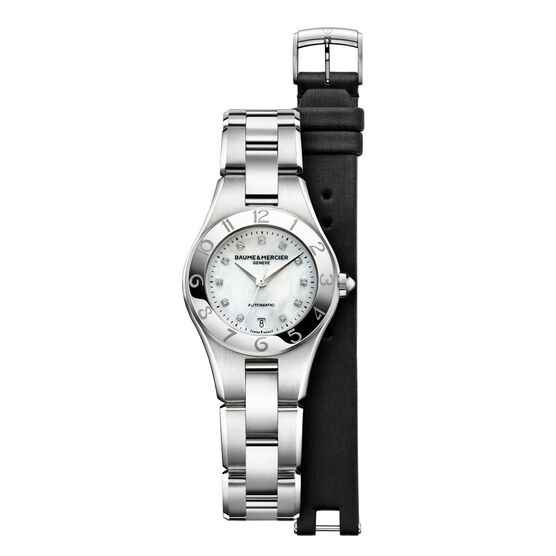 Baume & Mercier LINEA 10113 Diamond Watch