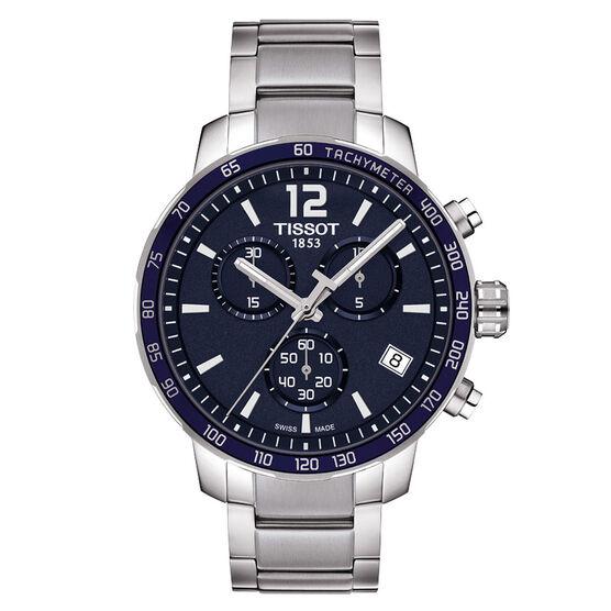 Tissot Quickster Chronograph Watch