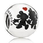 PANDORA Disney Minnie & Mickey Forever Charm