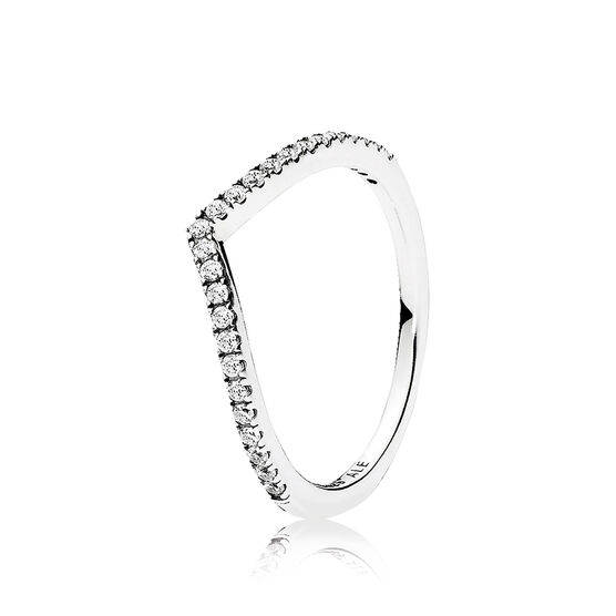 PANDORA CZ Shimmering Wish Ring