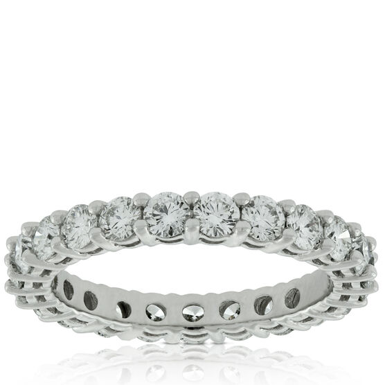 Eternity Band, 2 ctw. in Platinum