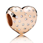 PANDORA Rose™ Sparkle of Love Charm