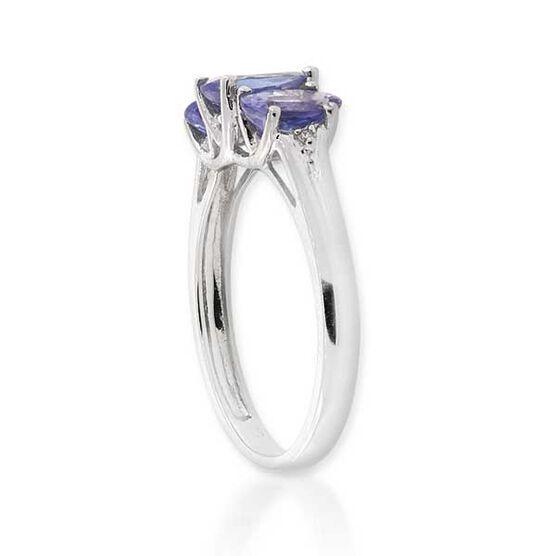 Tanzanite Ring 14K