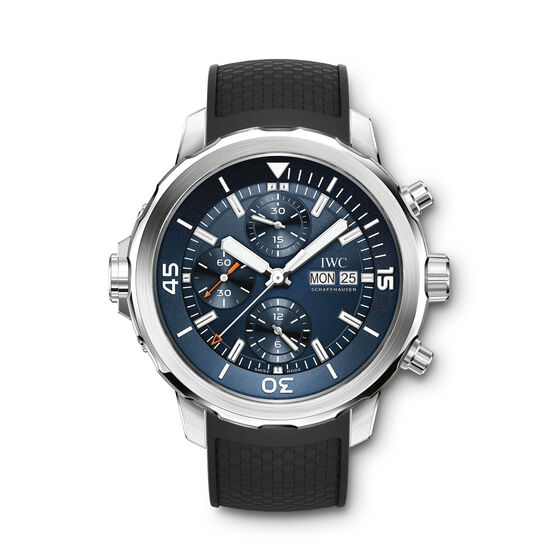 IWC Aquatimer Chronograph Edition 'Jacques Yves Cousteau' Watch