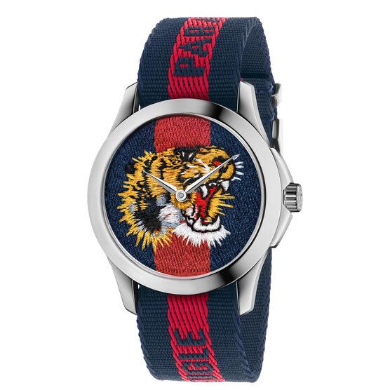 Gucci Le Marché Des Merveilles Tiger Watch