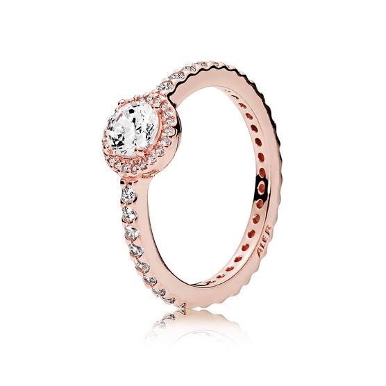 PANDORA Rose™ Classic Elegance CZ Ring