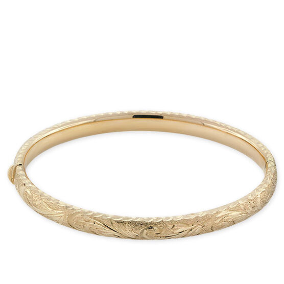 Toscano Collection Bangle Bracelet 14K