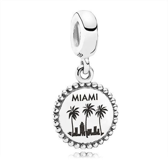 PANDORA Miami Dangle Charm