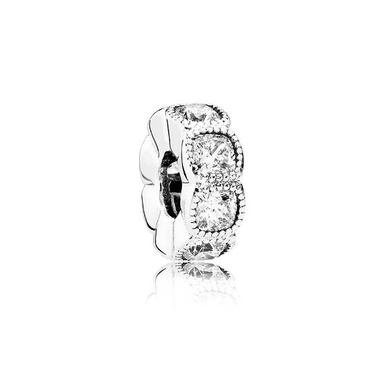 Pandora Alluring Cushion CZ Spacer