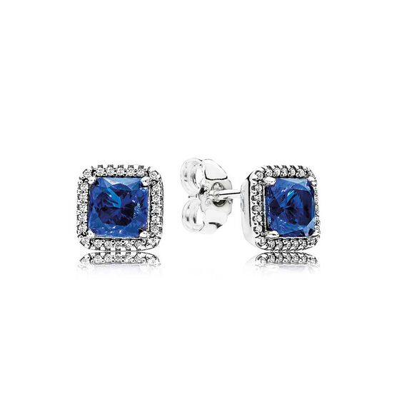 PANDORA Timeless Elegance Crystal & CZ   Earrings
