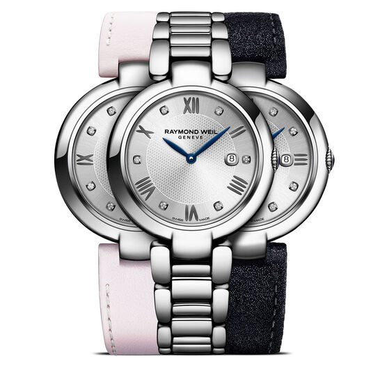 Raymond Weil Shine Repetto Diamond Watch