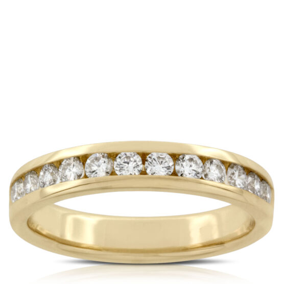 Diamond Ring 14K