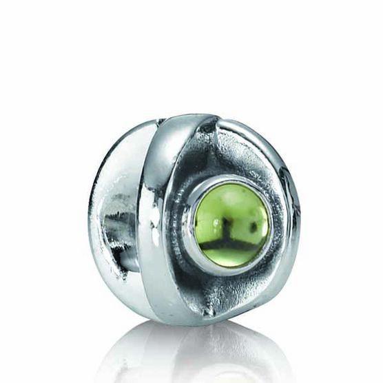 PANDORA Peridot Eye Charm - RETIRED