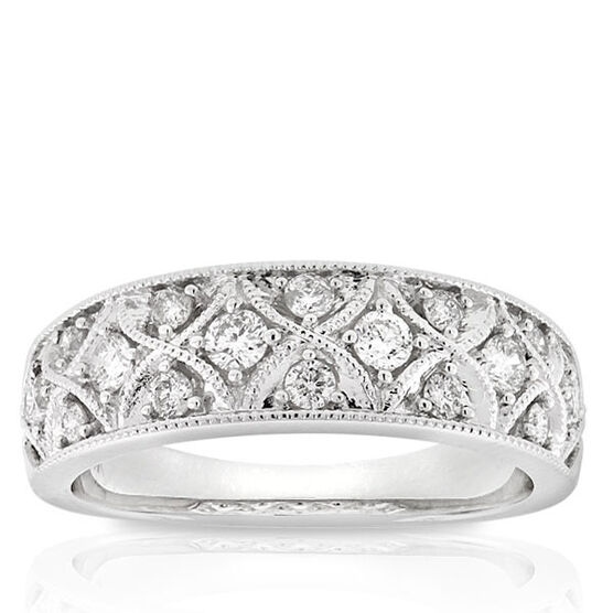 Diamond Band 14K