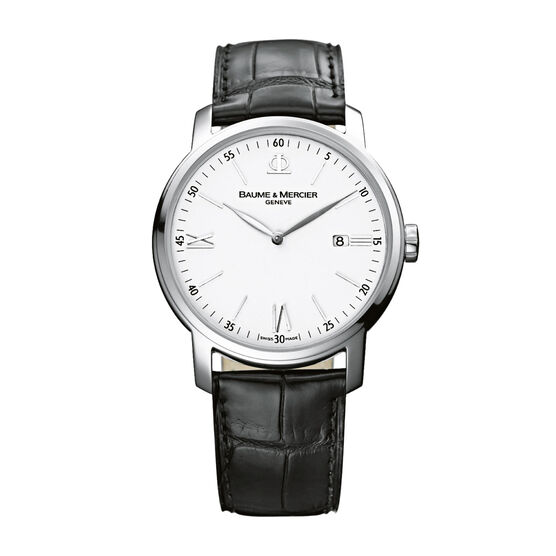 Baume & Mercier CLASSIMA 8485 Watch, 42mm