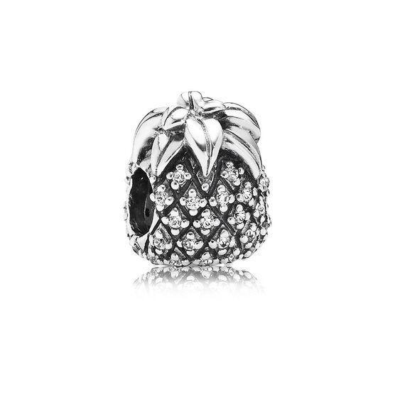PANDORA Pineapple CZ Charm
