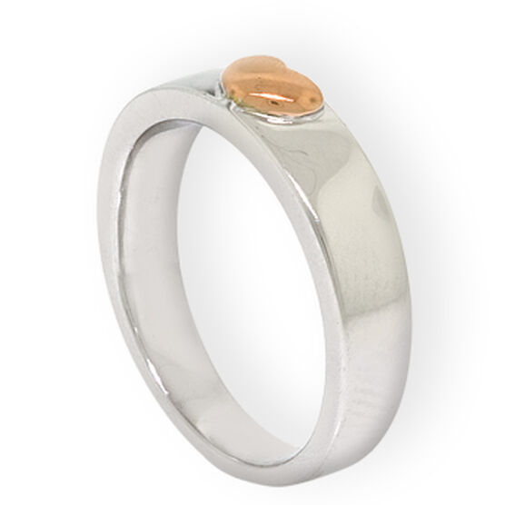 "Heart Band in 14K ""SPECIAL OFFER"""