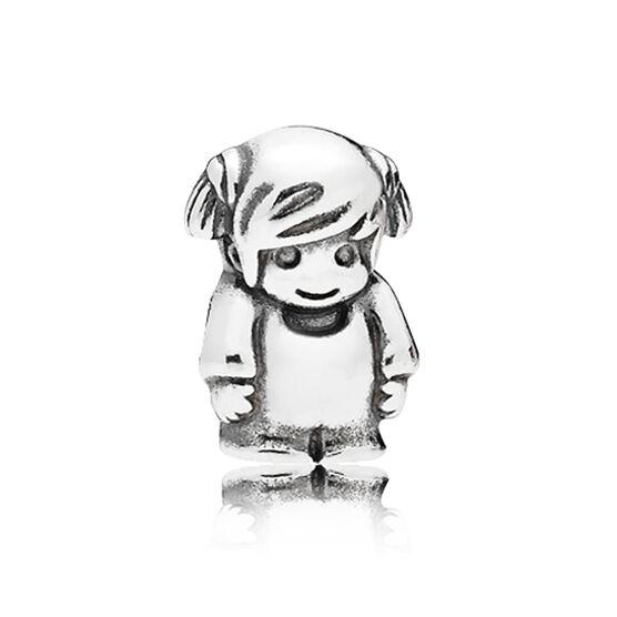 PANDORA Little Girl Petite Charm