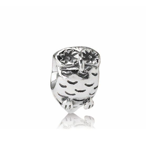 PANDORA Owl Charm RETIRED