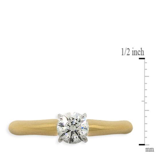 Ikuma Canadian Diamond Ring 14K, 3/8 ct.