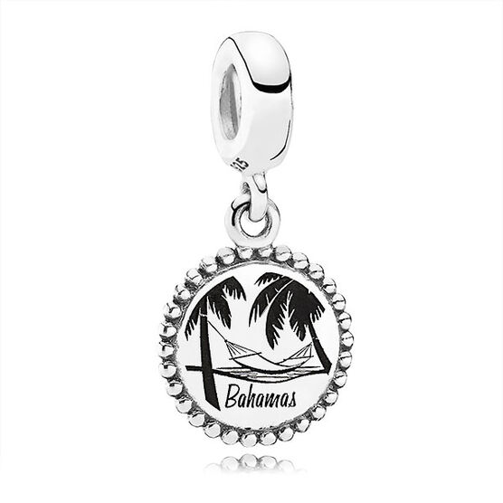 PANDORA Bahamas Dangle Charm