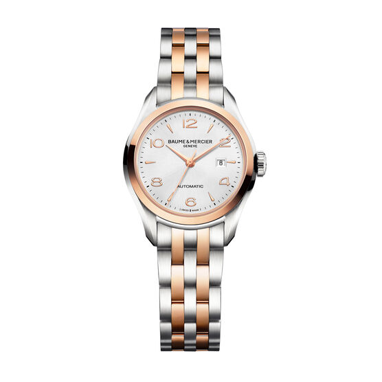 Baume & Mercier CLIFTON 10152 Ladies Watch, 30mm