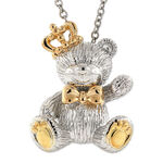 2014 Benny Bear Pendant in Sterling Silver