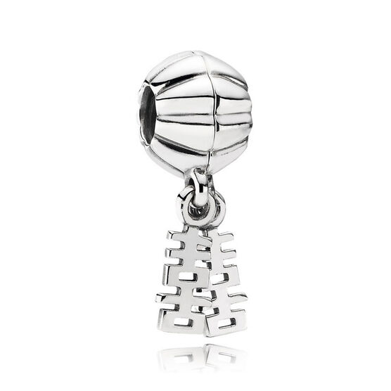 PANDORA Double Happiness Charm