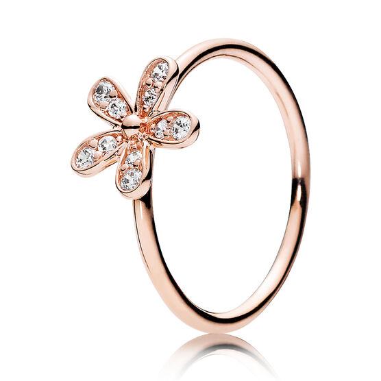 PANDORA Rose™ Dazzling Daisy CZ Ring