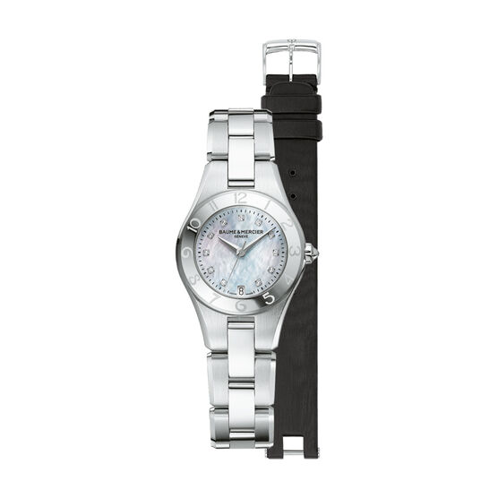 Baume & Mercier LINEA 10011 Ladies Watch, 27mm